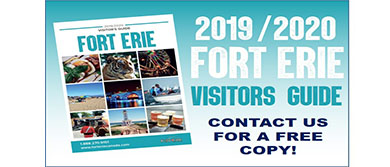 Fort Erie Visitors Guide 2019/2020