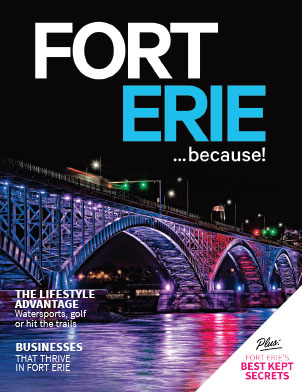 Fort Erie Because Magazine