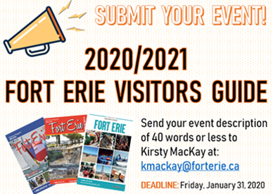 Fort Erie's 2019/2020 Official Visitors Guide