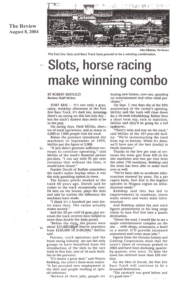 Winning Combination Article